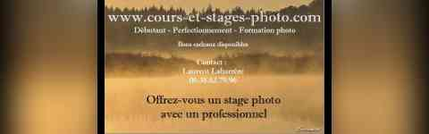 STAGES PHOTO ROUEN (76) / COURS PHOTO