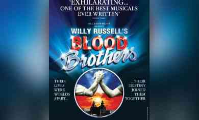 a critique of the musical blood brothers by willy russell