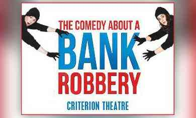 Image result for chris pizzey comedy about a bank robbery