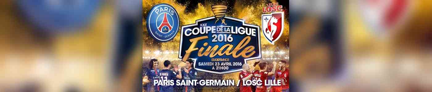 Foot finale de la coupe de la ligue 2016 au stade de - Billetterie finale coupe de la ligue ...