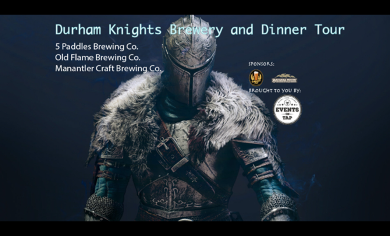 Durham Knights Brewery Tour