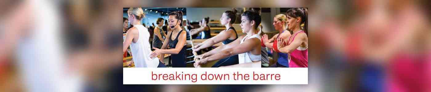 Pure Barre | The Best Total Body Barre Workout