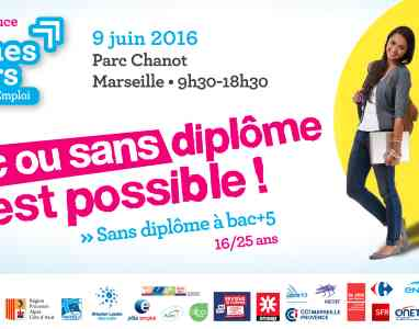 Salon jeunes d 39 avenirs au parc chanot marseille juin 2016 for Salon marseille parc chanot