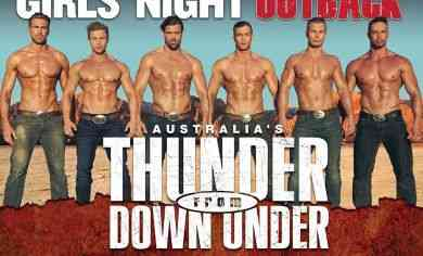 lucky eagle casino thunder from down under