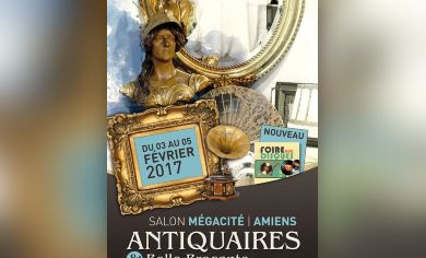Salon des antiquaires belle brocante au m gacit for Salon antiquaires 2017