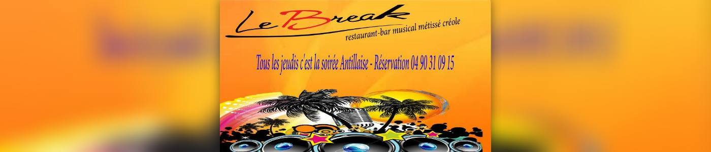 concert jeudi 13 avril c 39 est la soir e zouk and co avec dj kurtis le pontet le break. Black Bedroom Furniture Sets. Home Design Ideas