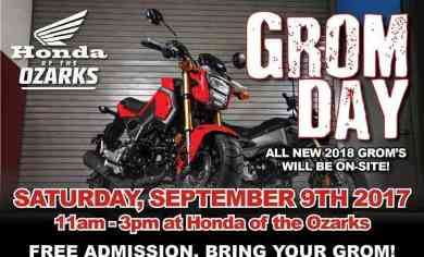Honda Of The Ozarks >> Grom Day 2017 Honda Of The Ozarks Springfield