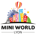 Mini World Lyon (billet non daté)