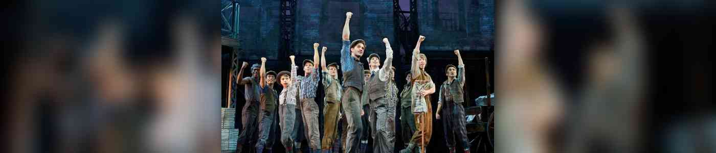 5-Star Theatricals presents Disney's Newsies