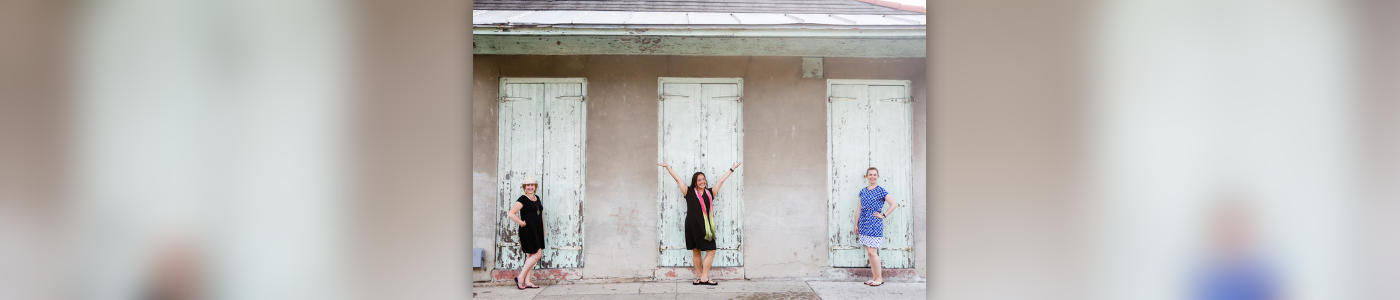 120 Minute Private Vacation Photography Session with Photographer in New Orleans