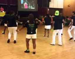 MARY J. Time Warner Line Dancers ends 19