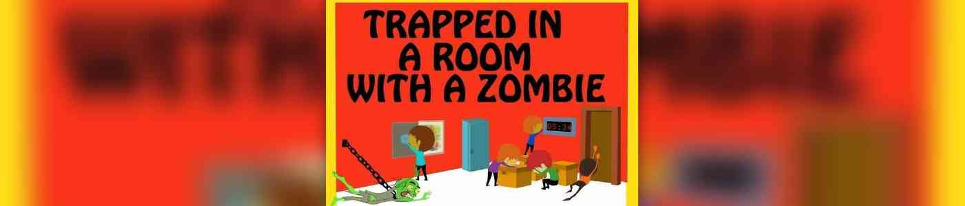 Trapped in a Room with a Zombie in Detroit | June 2018
