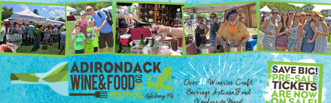 Adirondack Wine Food Festival At Charles R Wood Festival Commons