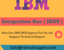 IBM IBUS | Integration BUS | Message Broker 9.X | 10.X Online Training