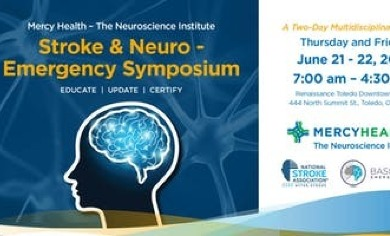 Mercy Health-The Neuroscience Institute 3rd Annual Stroke