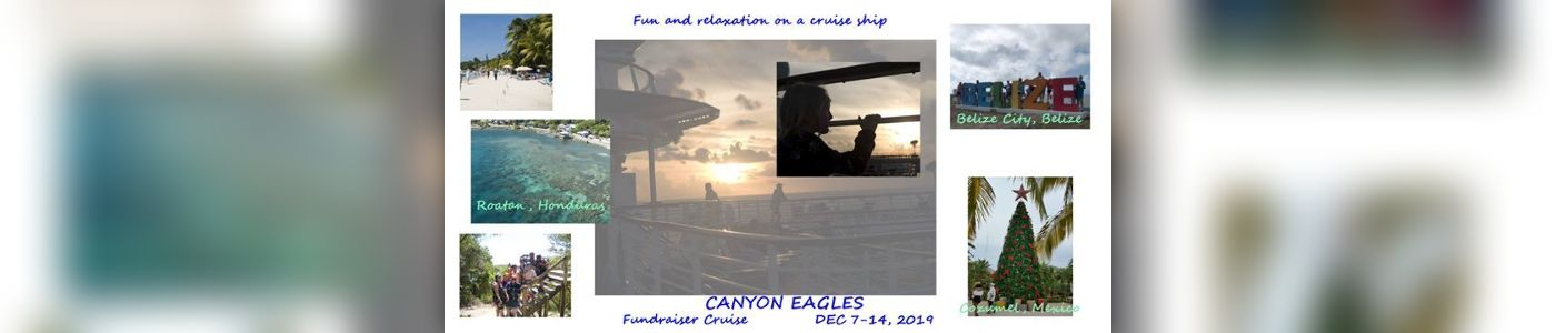 Canyon Eagles Charity Cruise 2019