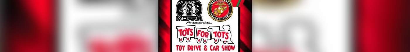 Mopar St Annual Toys For Tots Toy Drive Car Show Bungs - Toys for tots car show 2018