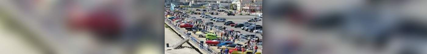 Wildwood NJ September Fall Boardwalk Classic Car Show - Wildwood car show