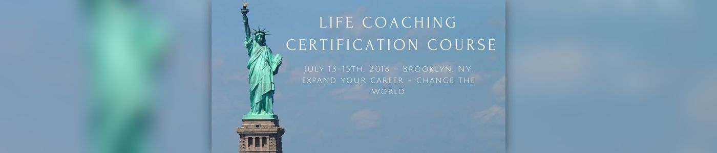 Life Coaching Certification Course New York Ny Brooklyn July 2018