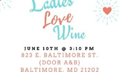 Ladies Love Wine A Sip Paint Experience Thesandgallery