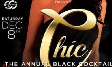 The Chic Black Cocktail Event @ 4012 Boston Rd   Bronx