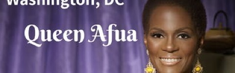Queen Afua Washington, D C  @ Holy Christian Missionary