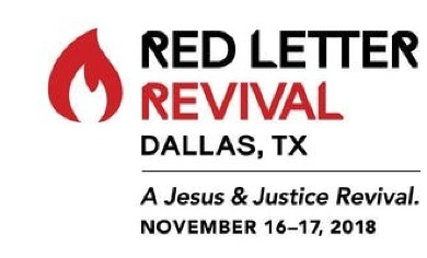 Red Letter Revival.Red Letter Revival Dallas St Luke Community Church