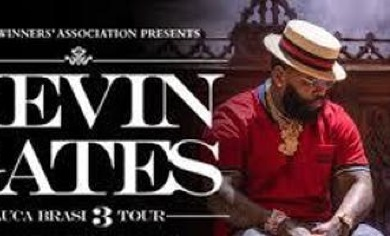Kevin Gates - Luca Brasi 3 Tour @ 7 Flags Event Center | Clive