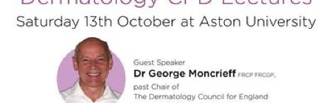 Aston Medical School - Dermatology CPD Lectures @ Aston