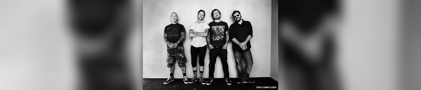 Bouncing Souls | The Bronx | The Bar Stool Preachers | Off With Their Heads