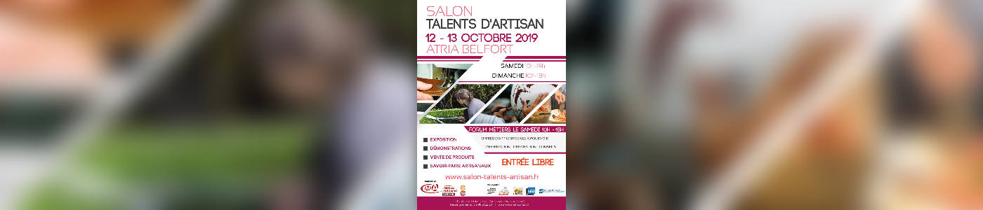 salon Talents d'artisan