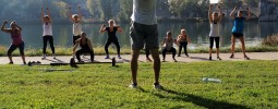 Sunday Workout - séance de sport 100% FUN et GRATUITE