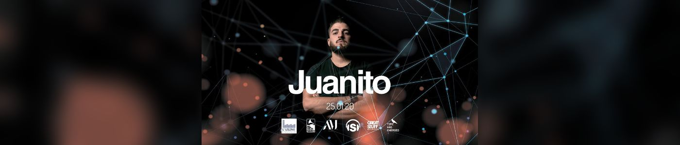 All-Tech-Family présente Juanito (Stereo Prod, Great Stuff, THC)