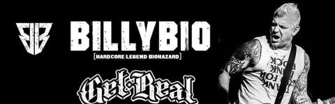 Billybio Get Real Toulouse - Xtreme Fest before party