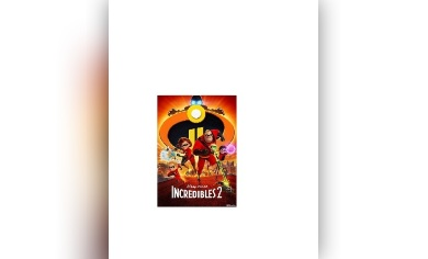 2019 Movies By Moonlight Series: Incredibles 2 (PG) @ Cary's