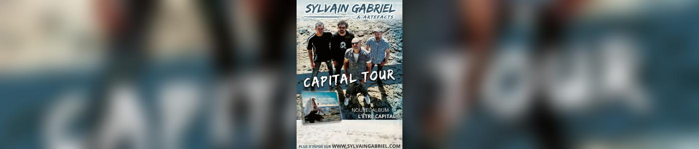 Capital Tour // Sylvain Gabriel & Artefacts