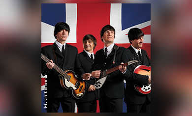 Yesterday - The Beatles Musical: performed by the London West End Beatles