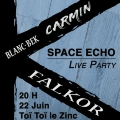 Space Echo Live Party // CONCERT