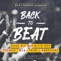 Back to Beat // OPEN MIC & CONCERT