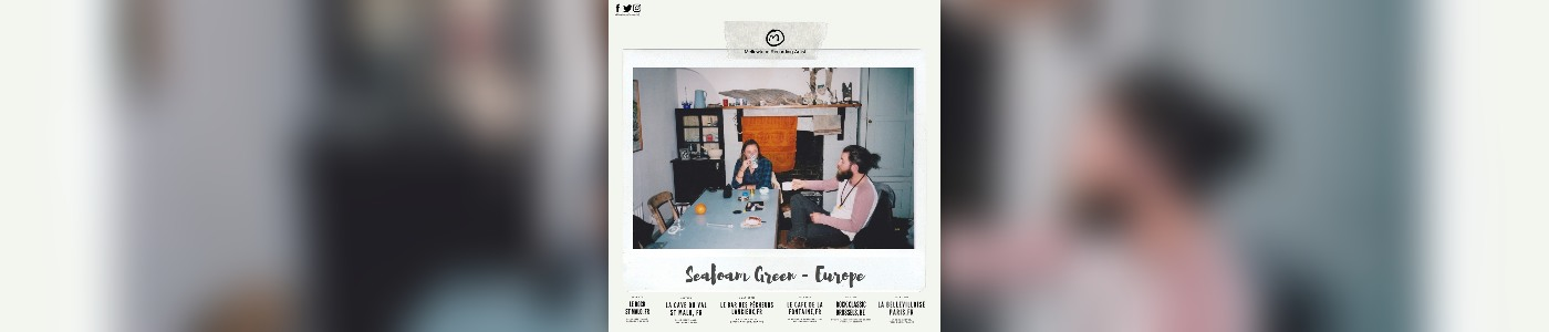 Cafe-Concert : Seafoam Green