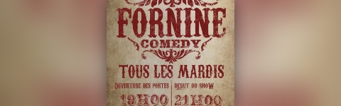 Fornine Comédie // STAND-UP