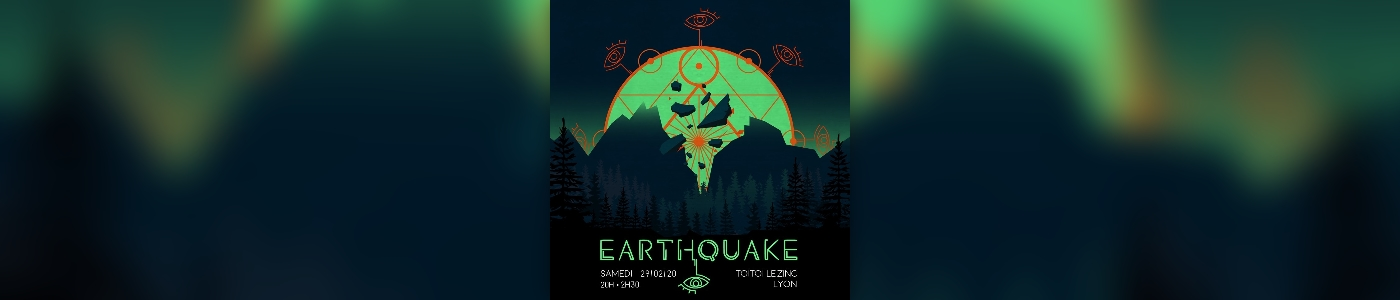 Anomic Trip #1: Earthquake // CONCERT
