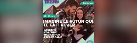 Startup For Teens Inspire - Bordeaux