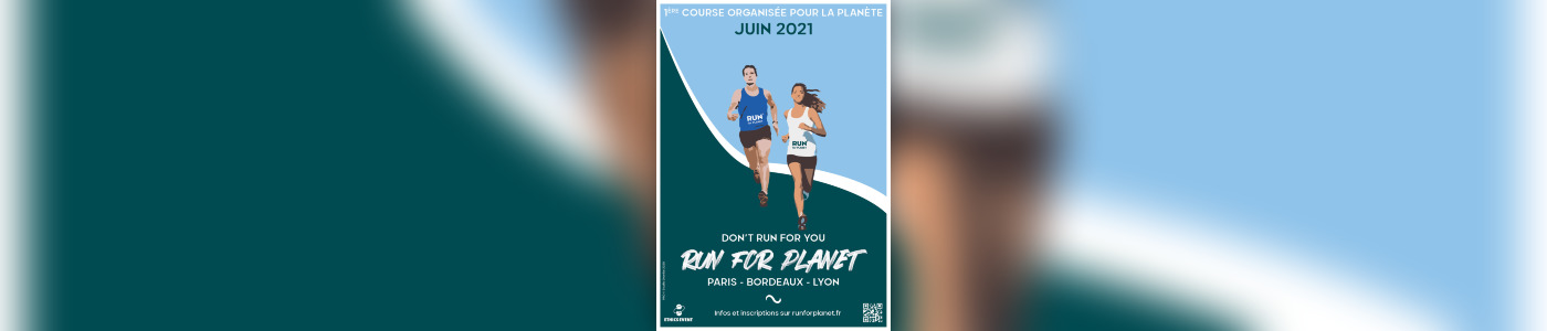 Run for Planet - Lyon
