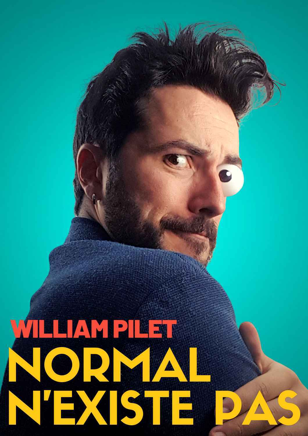 William Pilet Normal n'existe pas