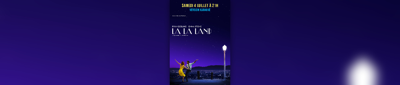 LA LA LAND - Version karaoké