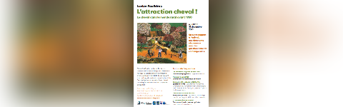 "Exposition ""L'attraction cheval"""