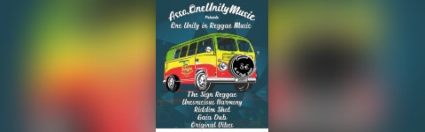 L'Asso One Unity Music présente : One Unity in Reggae Music