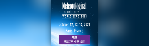 Meteorological Technology World Expo 2021 - October 12-14, 2021 Paris, France