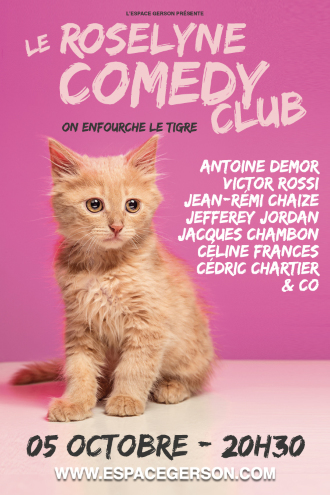 Roselyne comedy-club